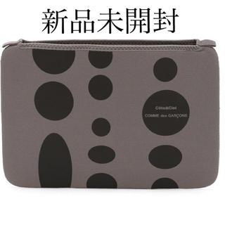 コムデギャルソン(COMME des GARCONS)の新品未開封★Comme Des Garcons Wallet iPad ケース(iPadケース)