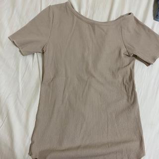 ミスティック(mystic)のmystic ワンショル トップス(Tシャツ(半袖/袖なし))