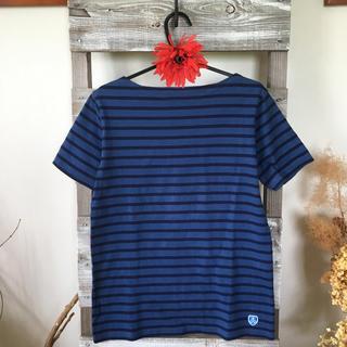 オーシバル(ORCIVAL)のORCIVAL ボーダー Tシャツ(Tシャツ(半袖/袖なし))