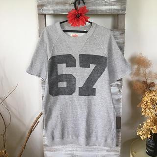 ハリウッドランチマーケット(HOLLYWOOD RANCH MARKET)の⚫︎ハリウッドランチマーケット ハーフスリーブTシャツ(Tシャツ(半袖/袖なし))