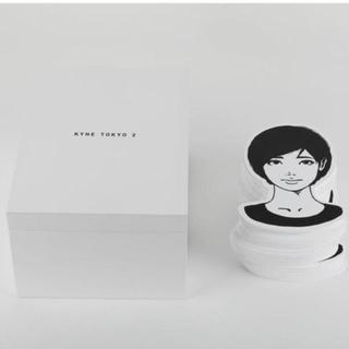 KYNE キネ KYNE TOKYO 2展 Untitled 立体作品 限定(その他)