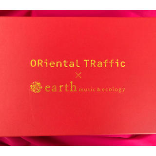 earth music & ecology - ORiental TRaffic レースアップシューズ