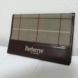 バーバリー(BURBERRY)のBURBERRY 手帳カバー バーバリー(手帳)