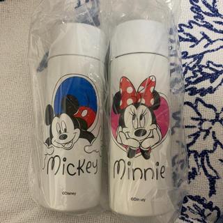 Disney - ミッキー、ミニーのステンレスボトル2個組