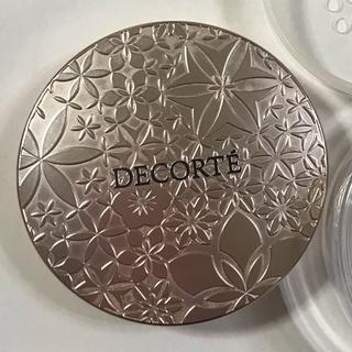 コスメデコルテ(COSME DECORTE)のコスメデコルテ   フェースパウダー 空ケース(その他)