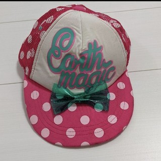 アースマジック(EARTHMAGIC)のアースマジック キャップ(帽子)