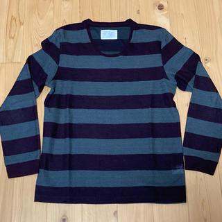 アーバンリサーチ(URBAN RESEARCH)のURBAN RESEARCH ボーダーカットソー M(Tシャツ/カットソー(七分/長袖))