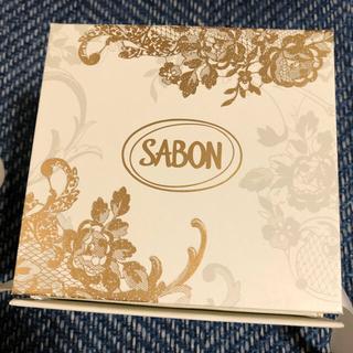 サボン(SABON)のSABON ラッピング箱(ラッピング/包装)