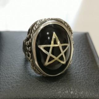アレックスストリーター エンジェルハートリング 18号 黒 ブラック(リング(指輪))