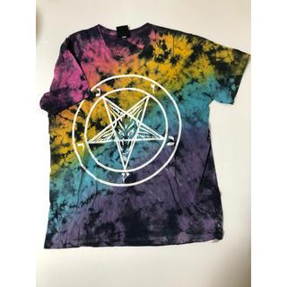 KILL STAR タイダイ Tシャツ(Tシャツ/カットソー(半袖/袖なし))