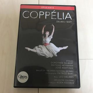 チャコット(CHACOTT)のバレエ コッペリア DVD(ダンス/バレエ)
