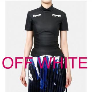 オフホワイト(OFF-WHITE)のオフホワイト kirin heronpreston PALMANGELS(Tシャツ(半袖/袖なし))