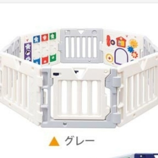 ニホンイクジ(日本育児)の【chie様専用】ベビーゲート ベビーサークル 8枚セット(その他)