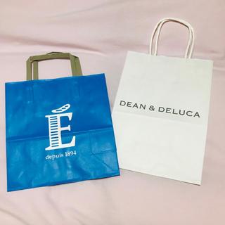 ディーンアンドデルーカ(DEAN & DELUCA)のショッパー  DEAN & DELUCA    ECHIRE(ショップ袋)