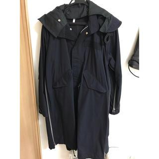 サカイ(sacai)のsacai 19ss コート サイズ1(モッズコート)