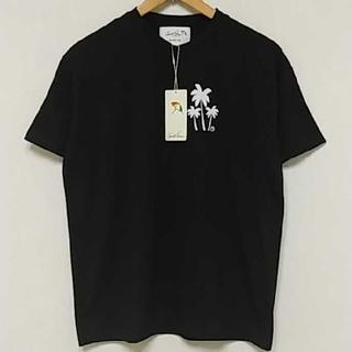 アーノルドパーマー(Arnold Palmer)の新品*アーノルドパーマー シェアルック ビーチモチーフTシャツ(Tシャツ(半袖/袖なし))