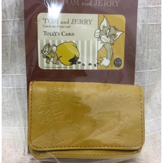 新品★トムとジェリー カードケース