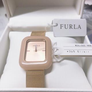 フルラ(Furla)の値下げ中!フルラ  腕時計 ゴールド ピンク(腕時計)
