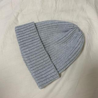 アズールバイマウジー(AZUL by moussy)のAZUL moussy knit 帽(ニット帽/ビーニー)