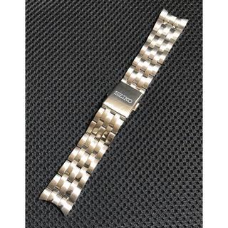 セイコー(SEIKO)のセイコー メカニカル プレザージュ シリーズ用 純正SSベルト ラグ幅20mm(金属ベルト)