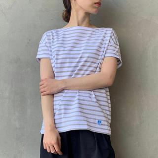 オーシバル(ORCIVAL)のオーシバル ボーダーカットソー(Tシャツ(半袖/袖なし))