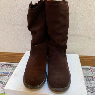 アニエスベー(agnes b.)のアニエスベー ブーツ 24cm(ブーツ)