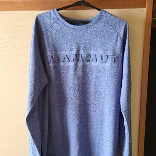 マムート(Mammut)のロングTシャツ(Tシャツ/カットソー(七分/長袖))