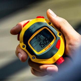 ビームス(BEAMS)のbeamsコラボCASIOネックストラップデジタルウォッチ(腕時計(デジタル))
