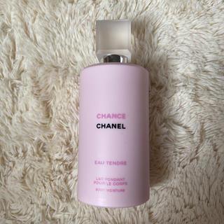シャネル(CHANEL)のCHANEL ボディー用乳液(乳液/ミルク)