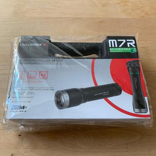 レッドレンザー(LEDLENSER)のLEDLENSER M7R 新品未開封(ライト/ランタン)