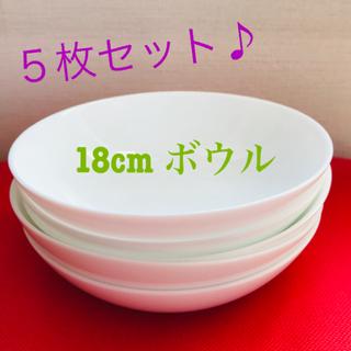 山崎製パン - 山崎製パン 18cmボウル 5枚セット