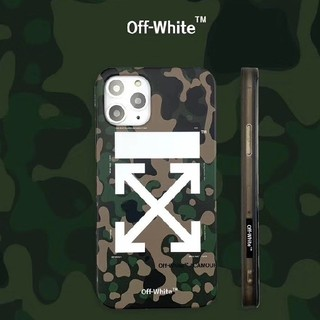 オフホワイト(OFF-WHITE)のOff-White迷彩柄★オフホワイト  iPhone11 Proケース(iPhoneケース)