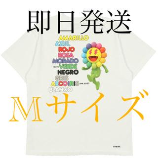 シュプリーム(Supreme)の✨村上隆 J balvin ヴァルヴィン ソングリスト Tシャツ Mサイズ✨(Tシャツ/カットソー(半袖/袖なし))