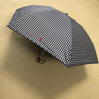 Ralph Lauren - 最終価格⭐︎新品ラルフローレン日傘 ネイビー✖️ホワイト ギンガムチェック