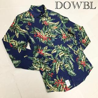 ダブル(DOWBL)のDOWBL ダブル ボタニカル シャツ(シャツ)