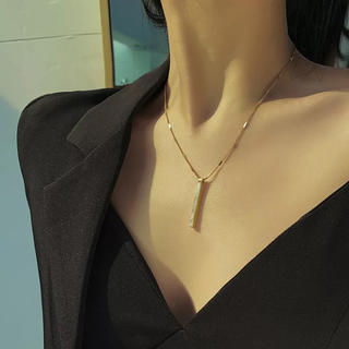 エンフォルド(ENFOLD)の天然シェル(貝殻)のネックレス(ネックレス)