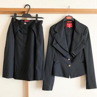 Vivienne Westwood - Vivienne Westwood エナメルオーブ  セットアップ スーツ