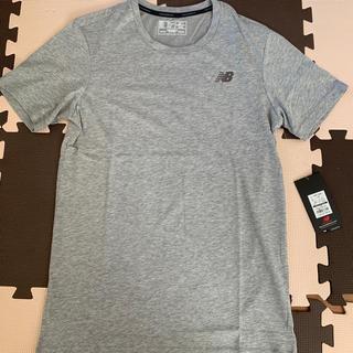 ニューバランス(New Balance)のニューバランスTシャツ Sサイズ 新品未使用タグ付き(Tシャツ/カットソー(半袖/袖なし))