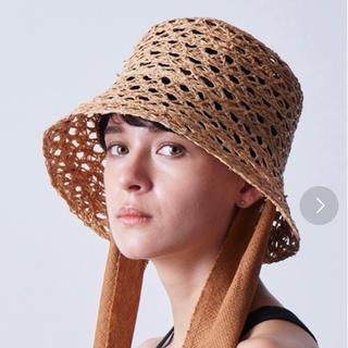 ビューティアンドユースユナイテッドアローズ(BEAUTY&YOUTH UNITED ARROWS)のLa Maison de Lyllis👒hat(麦わら帽子/ストローハット)