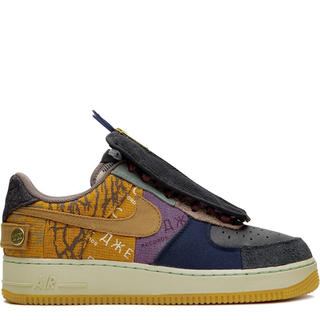 ナイキ(NIKE)のNIKE travis Scott air force1 low 28.5cm(スニーカー)