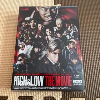 エグザイル トライブ(EXILE TRIBE)のHIGH & LOW 初回盤仕様 DVD(日本映画)
