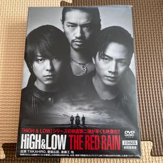 エグザイル トライブ(EXILE TRIBE)のHIGH & LOW Themovie  DVD(日本映画)