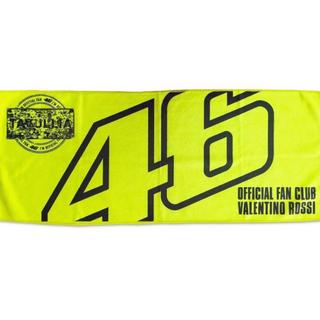 ヤマハ(ヤマハ)のVR46 OFFICIAL FAN CLUB SPORTS TOWEL(その他)