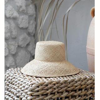 ルームサンマルロクコンテンポラリー(room306 CONTEMPORARY)のroom306 ペーパーハット(麦わら帽子/ストローハット)
