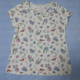ユニクロ(UNIQLO)のUNIQLO アリエル Tシャツ 150(Tシャツ/カットソー)