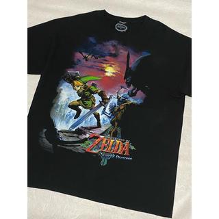ニンテンドウ(任天堂)の【最終値下げ】 ZELDA Official Tee Tシャツ(Tシャツ/カットソー(半袖/袖なし))