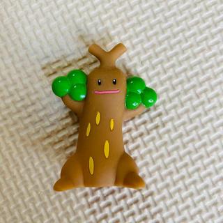 ポケモン ウソッキー ソフビ 指人形 プチプチ梱包発送✨(キャラクターグッズ)