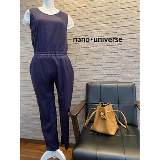 ナノユニバース(nano・universe)のナノユニバース ジャンプスーツ フリーサイズ(オールインワン)
