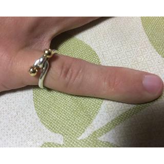 ティファニー(Tiffany & Co.)のティファニー リング フック&アイ (リング(指輪))