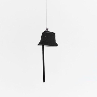 PEACEMINUSONE - peaceminusone cotton BUCKET HAT Black